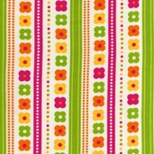 Sophie Flannel Fabric - Garden - CLEARANCE