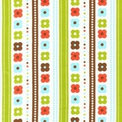 Sophie Flannel Fabric - Summer