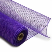 Sparkle Mesh - Purple