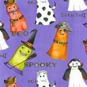 Spooktacular - Purple