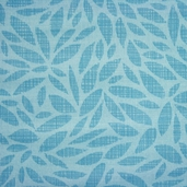 Spring Street Cotton Fabric - Blue