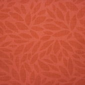 Spring Street Cotton Fabric - Red Orange