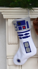 Star Wars Inspired Stocking � R2D2