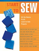 Start To Sew -Beginning Sewing Books