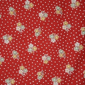Storybook VIII Fabric - Red