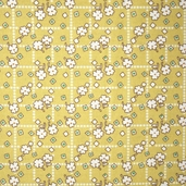 Storybook VIII Fabric - Yellow