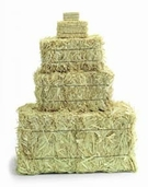 Straw Bale Mini Size