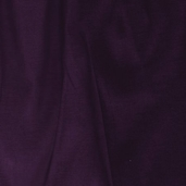 Stretch Taffeta Polyester Fabric - Plum