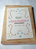 Sublime Stitching Stitchable Stationery Kit