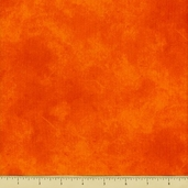 Suede Brights Cotton Fabric - Orange - SUEB-300-O