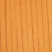 Suede Cording - Orange