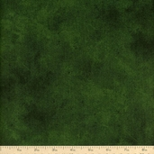 Suede Cotton Fabric - Emerald Green