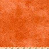 Suede Flannel Cotton Fabric - Light Orange