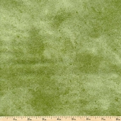 Suede Flannel Cotton Fabric - Moss