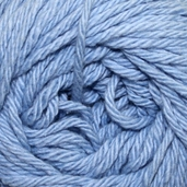 Sugar N Cream Yarn - light Blue