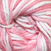 Sugar N Cream Yarn - strawberry