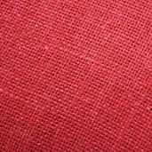 Sultana Premium Burlap 58 inch from James Thompson and Co. Inc. - Red