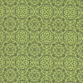 Summer Song Flannel Fabric - Green