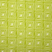 Summertime Fabric - Green - CLEARANCE