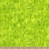 Suzy's Pumpkin Patch Stripe Cotton Fabric - Dew Drop