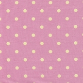 Sweet Beginnings Cotton Fabric - Pink