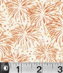 Sweet Liberty Fabric Collections - Gold - CLEARANCE