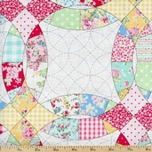 Sweetie Pie Quilted Cotton Fabric - Multi 03655-99