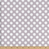 Ta Dot Cotton Fabric - Stone