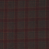 Tailor Made Flannel Fabric - Burgundy