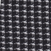 Tailor Made Flannel Fabric Collection - Black- CLEARANCE