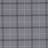 Tailor Made Flannel Fabric - Grey