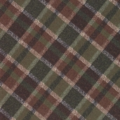 Tailor Made Flannel Fabric - Loden
