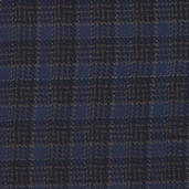 Tailor Made Flannel Fabric - Navy
