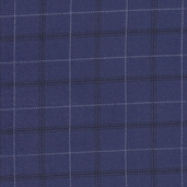 Tailor Made Flannel Fabrics Collection - Navy