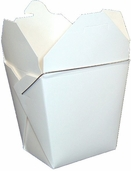 Take Out Boxes 26oz. 50 Count - White