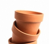 Terra Cotta Pots 3.5 inch Pkg of 24