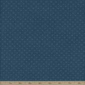 Buggy Barn Basics Cotton Fabric - Grey Blue 7099-70