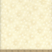 Buggy Barn Basics Cotton Fabric - Light Cream 7098-47