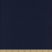 Buggy Barn Basics Cotton Fabric - Navy 7100-77