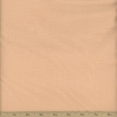 Buggy Barn Basics Cotton Fabric - Peach 7100-20