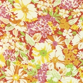 The Carmen Collection Cotton Fabric - Multi