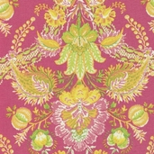 The Carmen Collection Cotton Fabric - Pink - CLEARANCE