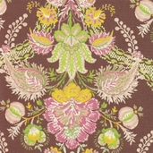 The Carmen Collection Cotton Fabrics - Brown