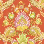 The Carmen Collection Cotton Fabrics - Orange - CLEARANCE