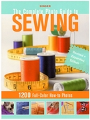 The Complete Photo Guide to Sewing by Singer
