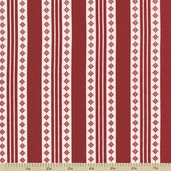 The Giving Garden Cotton Fabric - Summer Stripe