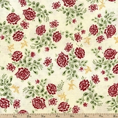 The Giving Garden Floral Cotton Fabric - Summer ATD-11820-193 SUMMER