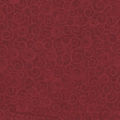 The Great I Am Cotton Fabric - Red