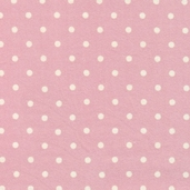 The Mighty Jungle Flannel Fabric - PInk