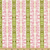 The Sweet Life Field of Joy Cotton Fabric - Pink